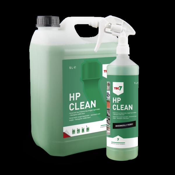 HP Clean 1 l og 5 l